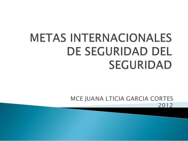 MCE JUANA LTICIA GARCIA CORTES 2012