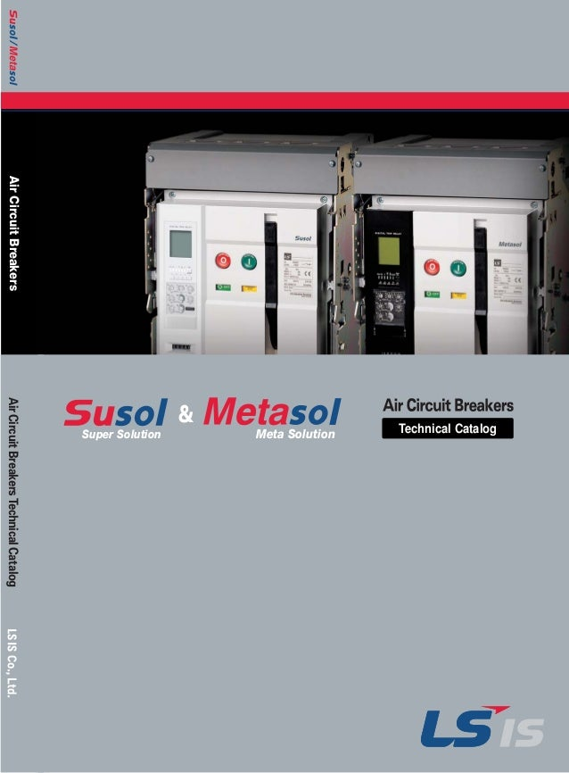 Catalog Metasol Susol ACB LS technical