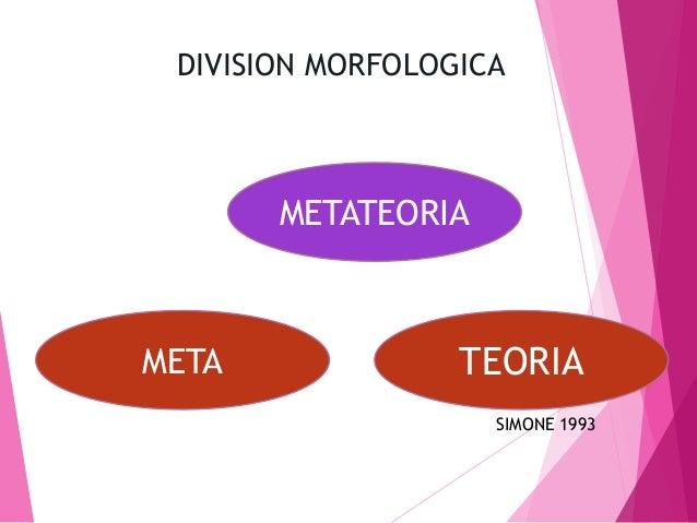 Metateoria
