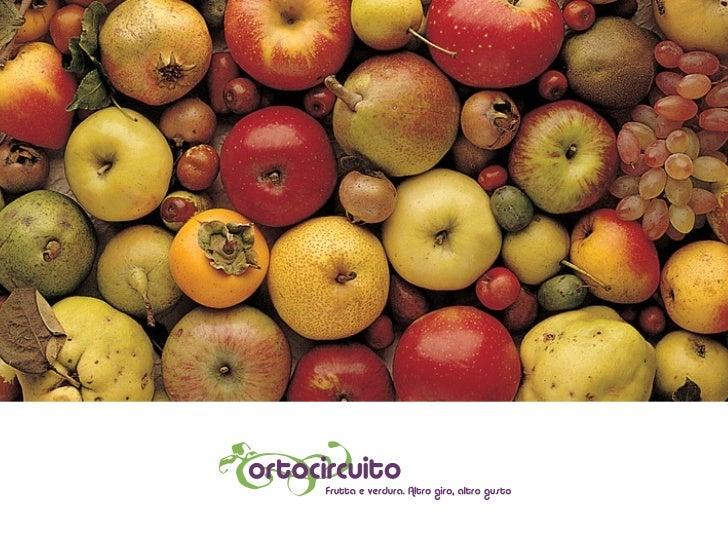 Obiettivo                   Per incentivare il consumo di frutta e verdura e contrastare il diffondersi di sovrappeso     ...