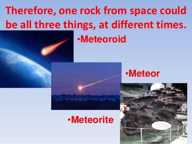 Meteoroid opener