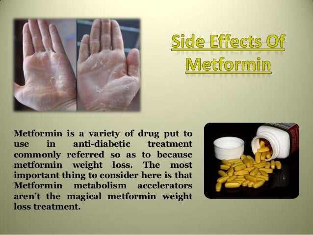 What Does Metformin Do For Your Body