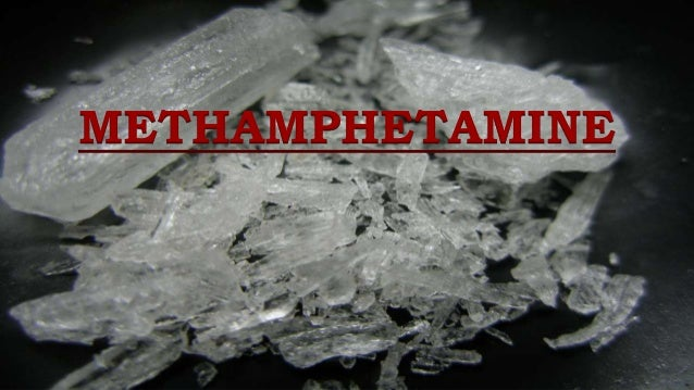 Methamphetamine drug