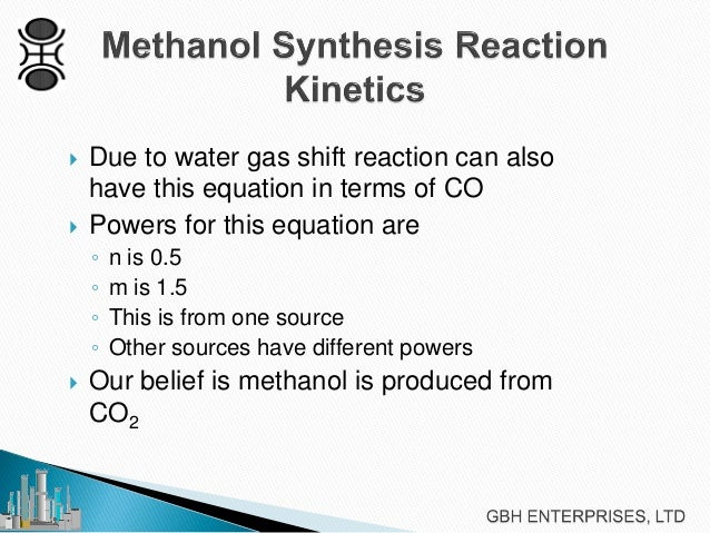 methanol sysnthesis Deactivation of methanol synthesis catalysts contents 1 introduction 2 thermal sintering 3 catalyst poisoning 4 reactant induced deactivation 5 summary table.