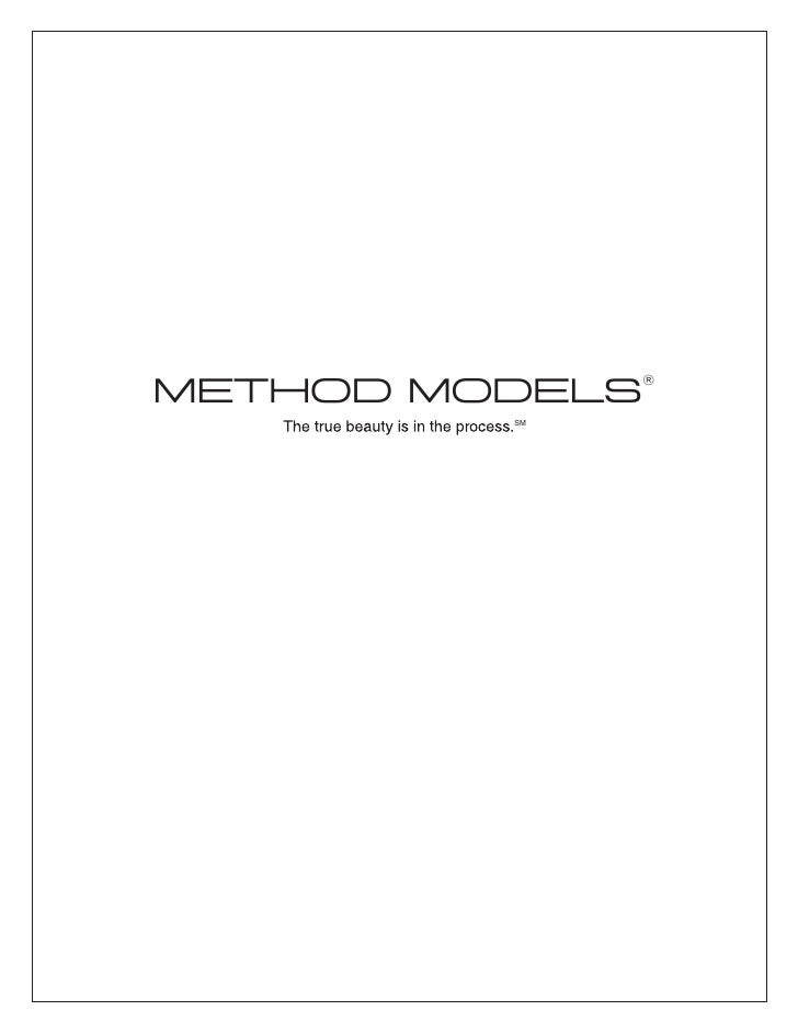 ® Method Models          SM