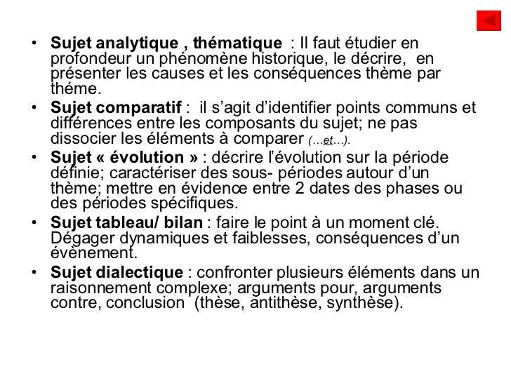 bareme dissertation bac francais