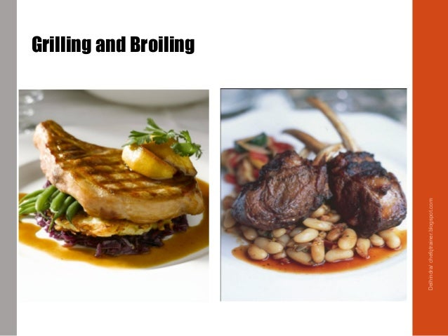 Grilling and Broiling Delhindra/chefqtrainer.blogspot.com