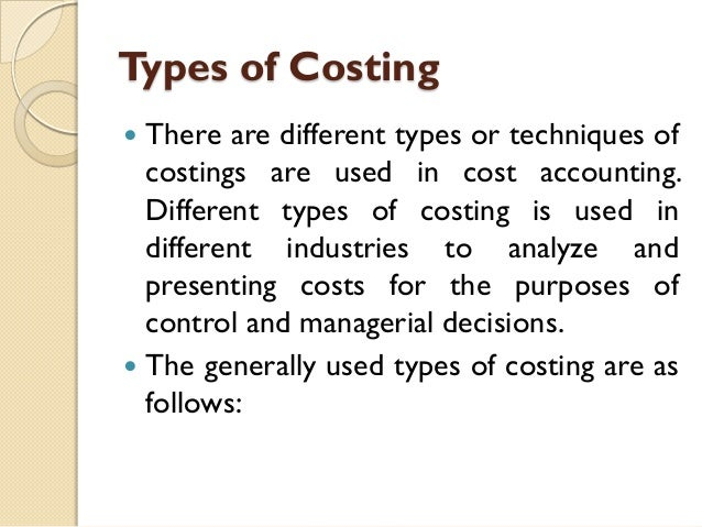 costing method Managing the actual costing method this section provides an overview of the  management of the actual cost method and discusses how to: specify the item.