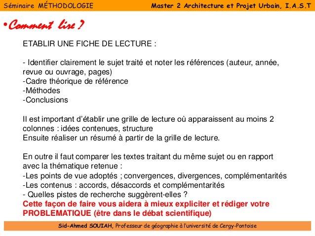 Faire Une Fiche De Lecture Mémoire - Tout Faire