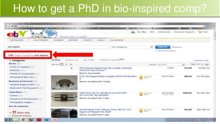 How to get phd