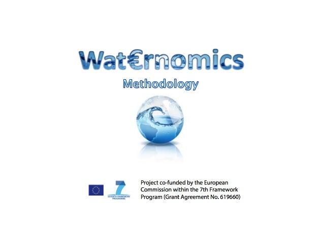 @WATERNOMICS_EU www.waternomics.eu2 INTRODUCTION
