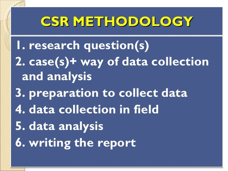 yin case study methodology Common methods used in case study research the goal of case study research is to understand the complexity of a case in the most complete way possible.