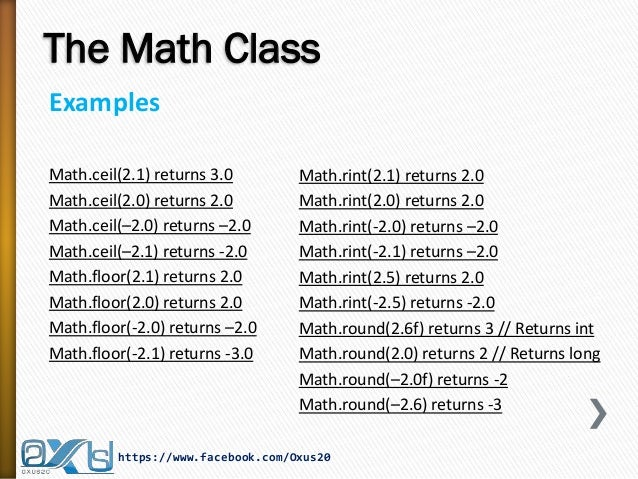 Captivating ... 32. The Math ...