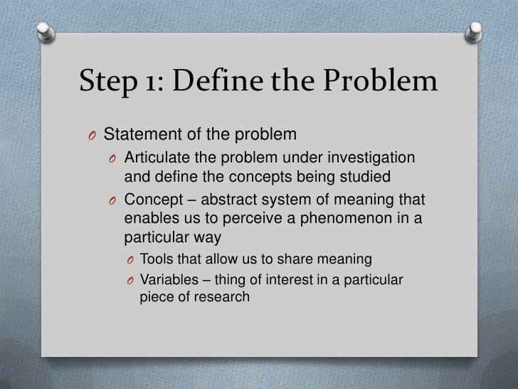 Define scientific essay