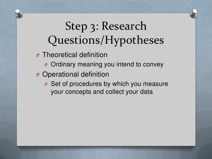 Social Research Part 1 The Scientific Method