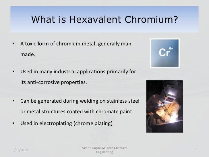 chromium chemistry