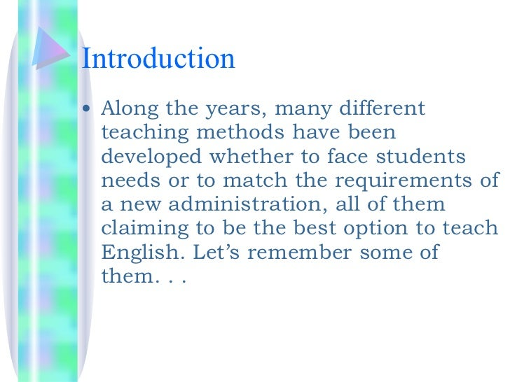 bilingual approach in teaching english Teaching english to high school students / page 20  approach—structured english immersionmany edu-  the abc's of english immersion: a teachers' guide in it.