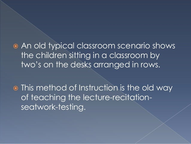 multigrade teaching strategies • demonstrate a range of teaching strategies which could be used in the multigrade classroom • choose appropriate data gathering techniques (assessment tasks) for the multigrade.
