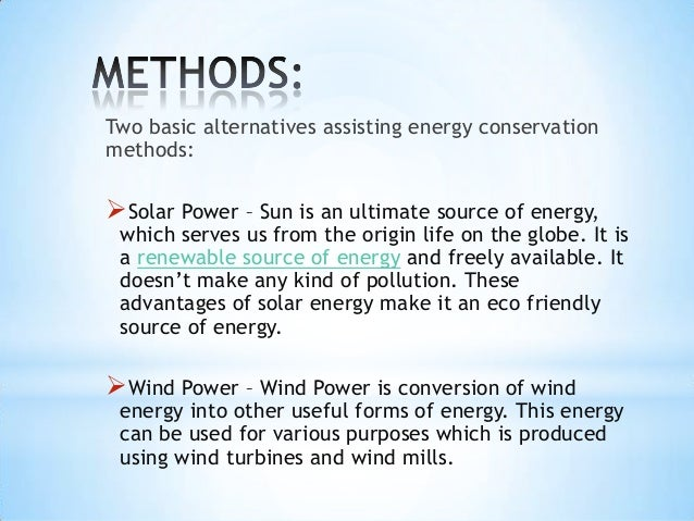 purposes which is produced using wind turbines and wind mills
