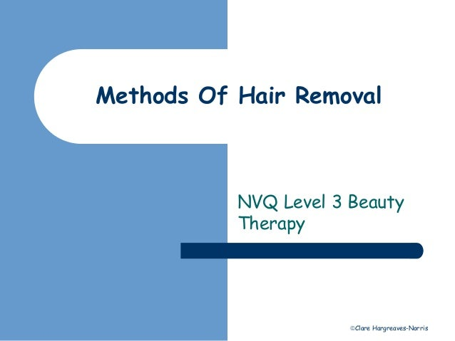 Methods of hair_removal