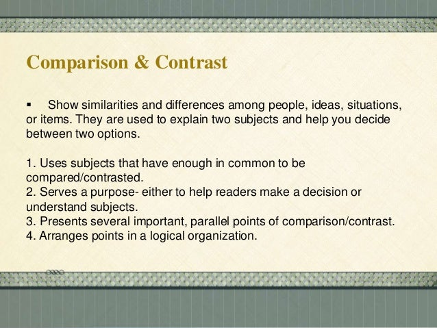compare and contrast between essay and objective test