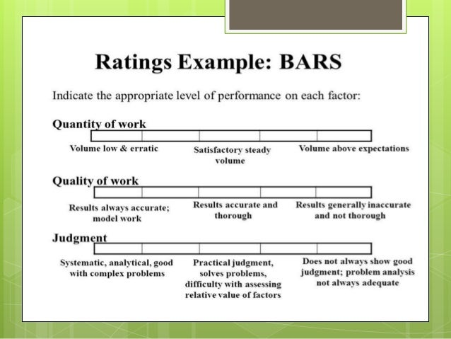 essay method in performance appraisal Sample essay there are different performance appraisal methods that are widely used around the world the study of locher and teel (1977) found that there are three.