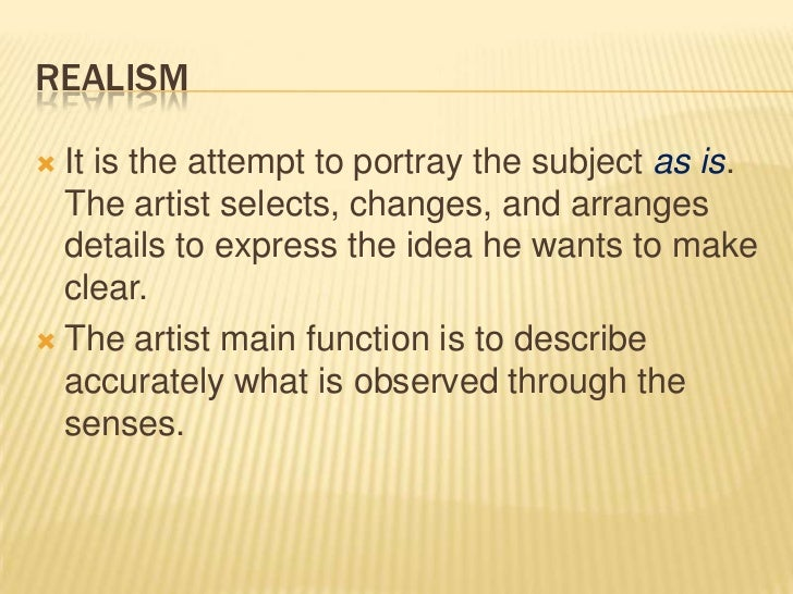 methods of presenting arts You can use any medium or material and choose any of the methods in presenting the subject of art the impressionists created one of the most important artistic movements of the nineteenth century and it got its start in france.