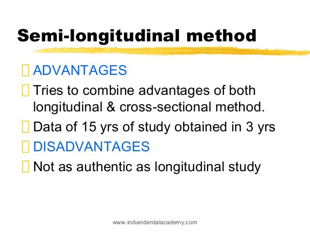 What are the disadvantages of longitudinal research design?