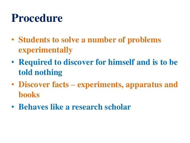 methods of teaching biological science pdf