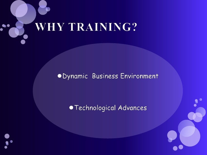 Methods Of Training Slide 3