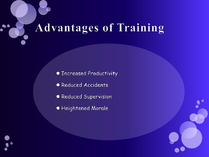 merits and demerits of off the job training in hrm