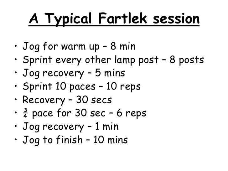 Circuit training examples