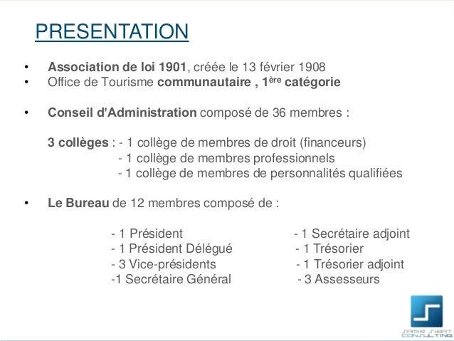 Les metiers d 39 un office de tourisme exemple de rouen - Renouvellement d un bureau association loi 1901 ...