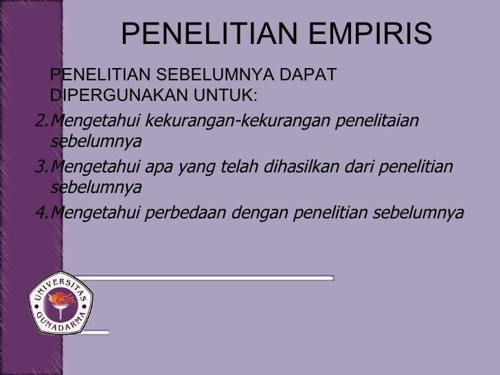 Metode Penelitian 3 4