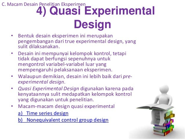 73 Ide Desain Penelitian Quasi Eksperimental Paling Keren Yang Bisa Anda Tiru