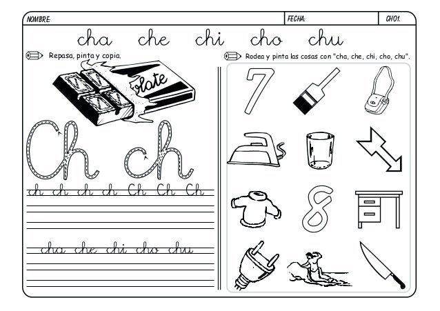 Niño Leyendo Un Libro Colouring Pages Page 2: Metodo De-lectoescritura-jose-boo-letra-ch