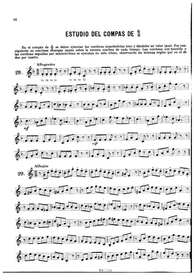 gratis metodo de trompeta arban