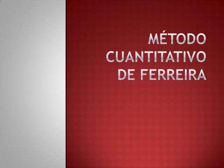  Método de            Sepuede observar concentración de      una gran suspensión de         concentración de materia fec...