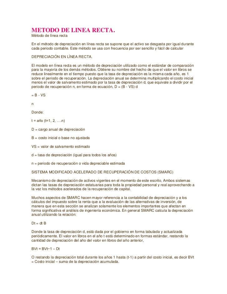 "HYPERLINK ""http://iemiiriiamjaaneeth.blogspot.com/2011/05/metodo-de-linea-recta.html"" METODO DE LINEA RECTA. <br />Método..."