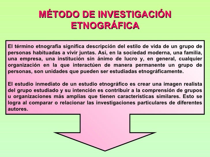 Ppt investigacion etnografica de la escuela de educacion basica.
