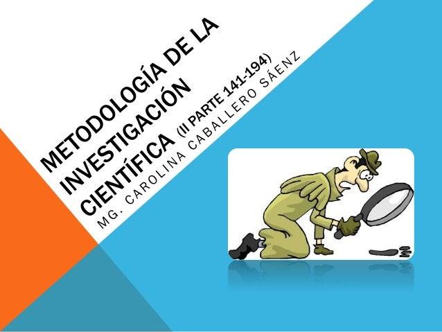 Proyecto de investigación roberto hernandez sampieri 77 ppt.