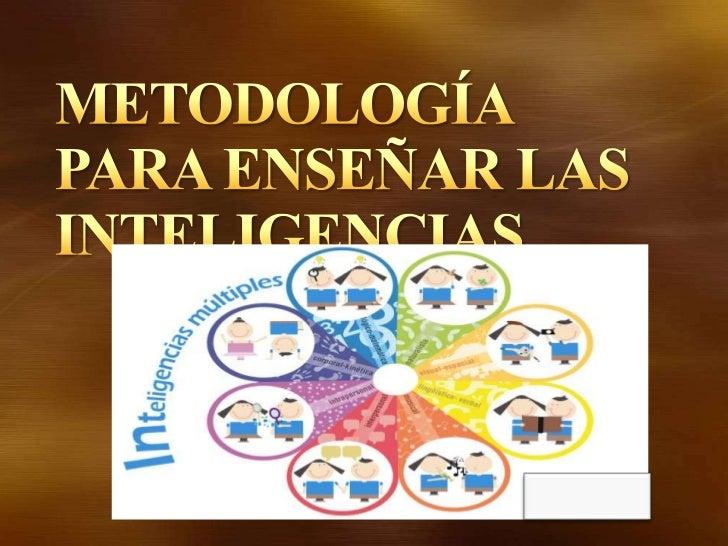 Cada inteligencia tiene estrecha relacióncon los 5 sentidos. Para accionar oactivar a través de ejercicios, se utilizacual...