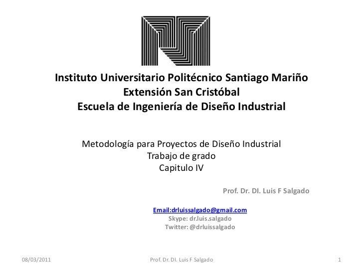 Instituto Universitario Politécnico Santiago Mariño                           Extensión San Cristóbal                  Esc...