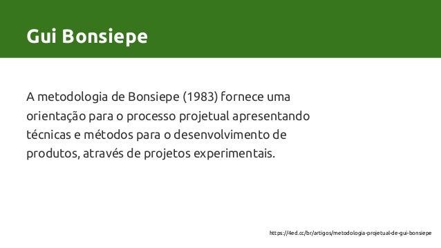 Processo de Design por Gui Bonsiepe 3. Definição do Problema 3.1. Lista de Requisitos 3.2. Estruturação do Problema 3.3. H...