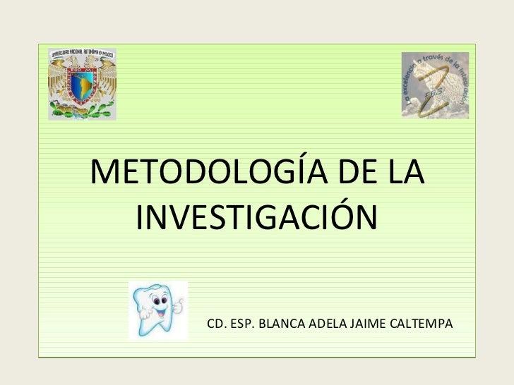 Seminario metodología de la investigación ppt video online descargar.