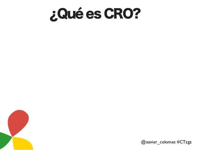 Metodologia CRO Slide 2