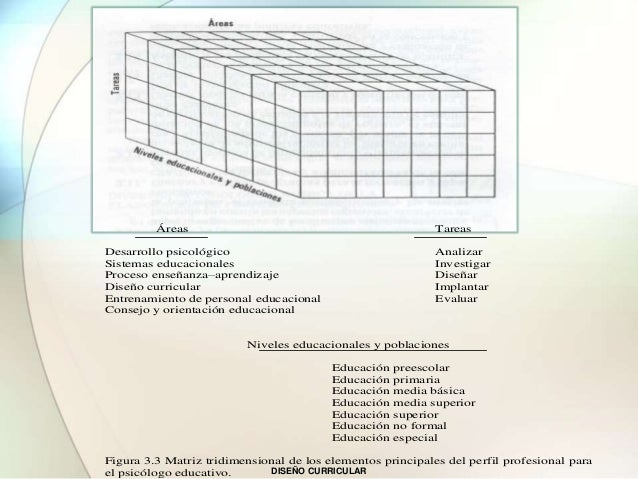 Metodologia de dise o curricular for Diseno curricular educacion primaria