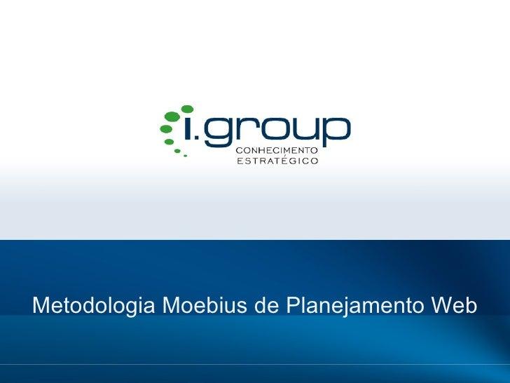 Metodologia Moebius de Planejamento Web