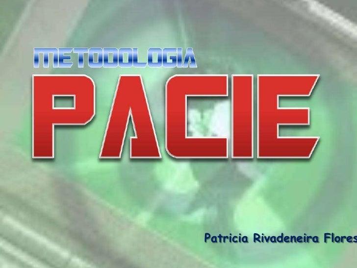 Patricia Rivadeneira Flores<br />