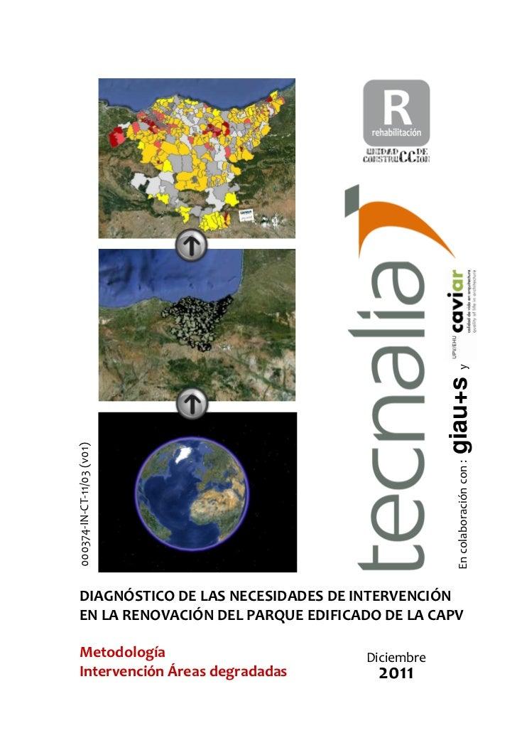 giau+s y000374-IN-CT-11/03 (v01)                                                  En colaboración con : DIAGNÓSTICO DE LAS...
